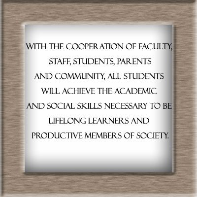 Davis Mission Statement- With the cooperation of faculty, staff, students, parents and community, all students will achieve the academic and social skills necessary to be lifelong learners and productive members of society.